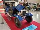 Disk je první automobil, který vyrobila Zbrojovka Brno
