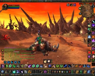 Wowrd of Warcraft: Burning Crusade