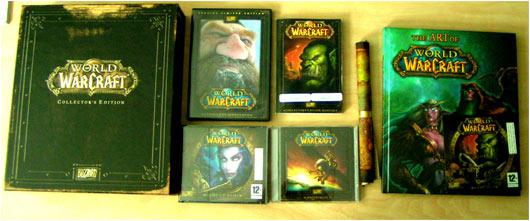 World of WarCraft - sběratelská edice