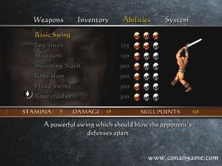 Conan: The Dar Axe