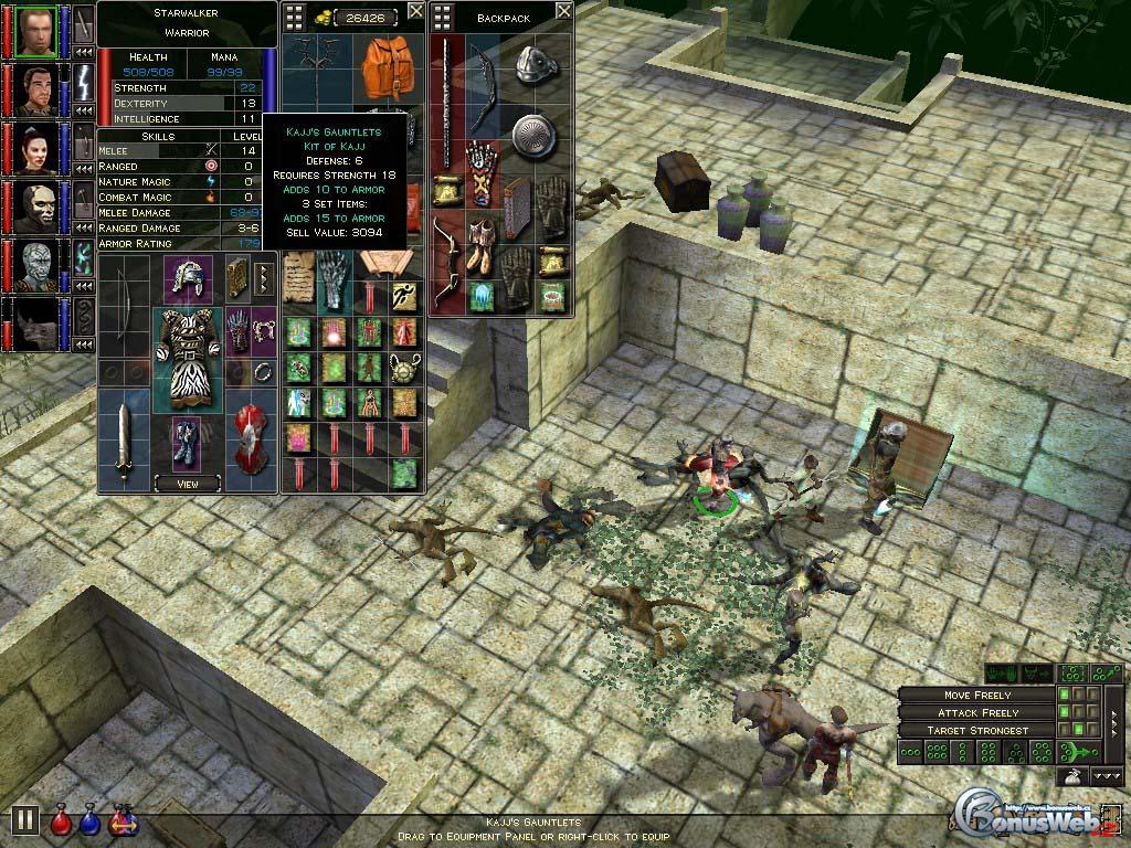 dungeonsiegeloa scrn04.jpg%20 Dungeon Siege Legends of aranna PC Free Download