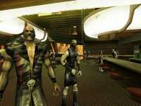 Dredd vs Death - screenshoty