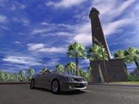 Mercedes-Benz World Racing - screenshoty