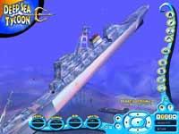 Deep Sea Tycoon - screeny