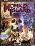 Obal The Secret of Monkey Island