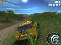 Xpand Rally - screenshoty