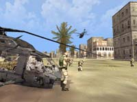Delta Force: Black Hawk Down - screenshoty
