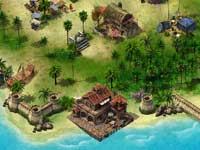 Port Royale - screenshoty