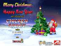 Chicken Shoot - Christmas edition