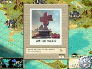 Postavili jsme div světa, který nám umožní léčit jednotky i na nepřátelském území.