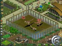 ZOO Tycoon: Dinosaur Digs - screenshoty