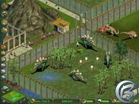 ZOO Tycoon: Dinosaur Digs - demo