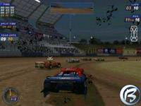 Dirt Track Racing 2 - demo