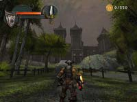 Enclave - screenshoty