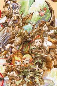 Final Fantasy Crystal Chronicle