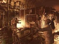 Resident Evil 0 - screenshoty