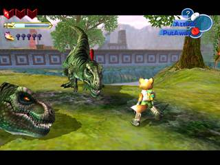 Star Fox Adventures: Dinosaur Planet