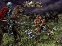 Náhled wallpaperu ke hře Highland Warriors