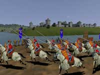 Medieval: Total War - screenshoty
