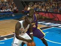 NBA Live 2003 - screenshots