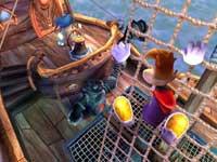 Rayman 3: Hoodlum Havoc - screenshoty