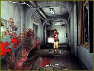 Resident Evil 2 na PSX