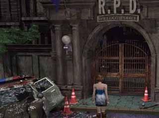 Resident Evil 3 na PSX