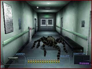 Resident Evil Survivor na PSX