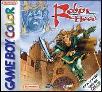 Robin Hood pro GBC - obal
