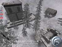 Return to Castle Wolfenstein - mapa ICE z patche v1.3