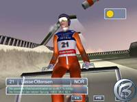 Ski Jump 2002 - screenshoty