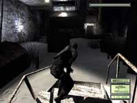Splinter Cell - screenshoty