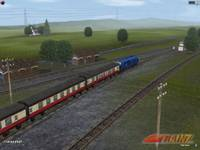 Trainz - screenshoty
