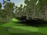 Tiger Woods 2003 - screenshoty