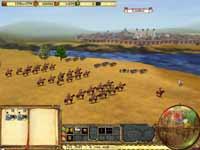 War and Peace - screenshoty