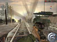 Battlefield 1942 - screenshoty