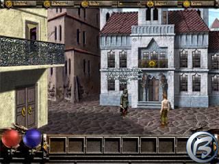 Brány Skeldalu 2: Pátý učedník - město ze 3. epizody