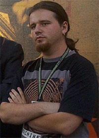 Dan Vávra alias Hellboy