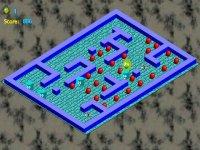 3D Pacman Board