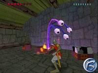 Dragon's Lair 3D - screenshoty