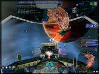 Bojování ve skupině má své výhody - bonusy na pravé straně obrazovky zvyšují rychlost, zrychlují regeneraci a třeba zpřesňují střelbu
