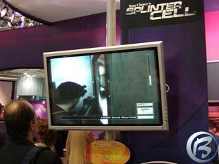 Tajný agent ve Splinter Cell
