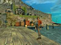 Galleon - screenshoty