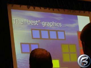 Tetris má dokonalou grafiku