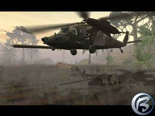 Tom Clancy's Ghost Recon: Island Thunder