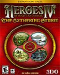 Heroes of Might & Magic 4: The Gathering Storm - krabice