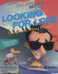 Krabice Leisure Suit Larry 2