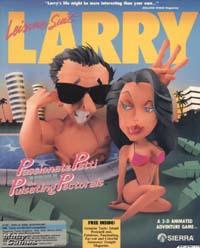 Krabice Leisure Suit Larry 3