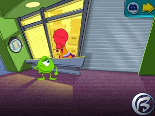 Demo 'adventury' pro děti - Mike's Adventure
