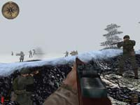 Medal of Honor: Allied Assault Spearhead - screenshoty